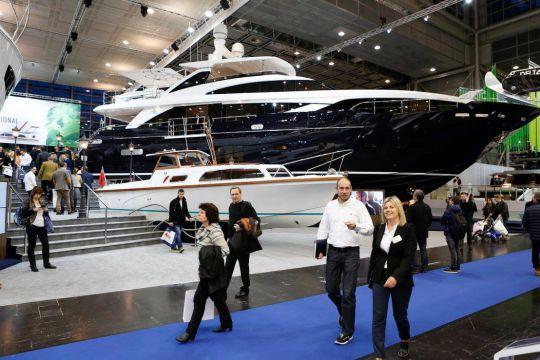 Calendrier Salon Nautique 2022 The 2021 Boat Show calendar