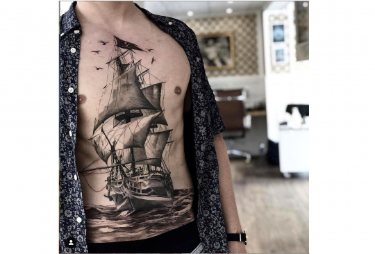 Tattoos Of Sailors Symbols Of The Maritime World