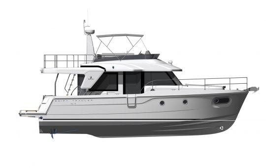 Le design du Swift Trawler 41