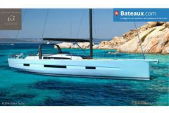 Dufour Yachts launches into the production of large units