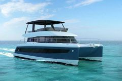 The new MY44 from Fountaine Pajot