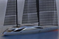 Aquila, the eco-friendly superyacht