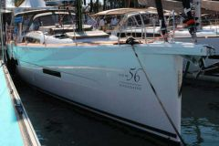 Presentation of the Dufour 56 Exclusive at Cannes 2016