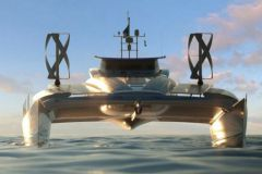 Energy Observer, the boat of the future, ecological and autonomous