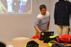 Audrey Goulard unveils the Ocean 900 jacket design process