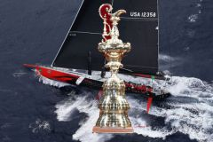 Which gauge for the monohull chosen for the Cup?
