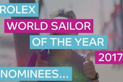 Rolex World Sailor of the Year Awards 2017