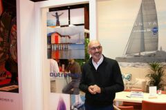 Stéphane Grimault, new general manager of catamarans Outremer