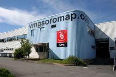 VMG Soromap production site
