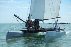 Nau modular catamaran