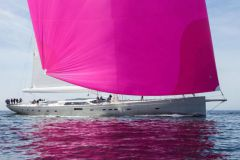 Pink Gin, winner of the 2018 World Superyachts Awards
