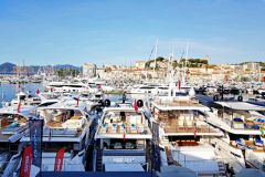Superyachts in Cannes