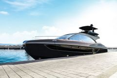 Lexus LY 650, first production yacht produced by Lexus