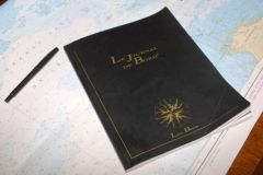 The logbook, why refer to it?