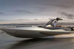 Hawk 38, sports dayboat from Sunseeker shipyard