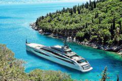 Infinity, new range of superyachts from Rossinavi