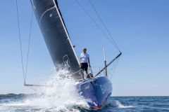 Clarisse Crémer on her IMOCA Banque Populaire
