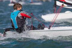 Multi-activity buoyancy aid, model Jibe 50 N for dinghy, catamaran or kite use