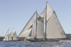 The Sails of Saint-Tropez