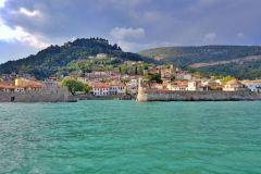 Navpaktos, a Venetian setting in the heart of Greece