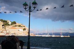 Hydra Marina in Greece