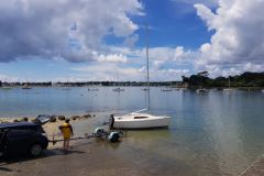Participate in the survey of slipways and boat ramps