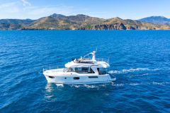 Architecture and positioning of the Bénéteau Swift Trawler 41, An innovative and user-friendly Trawler